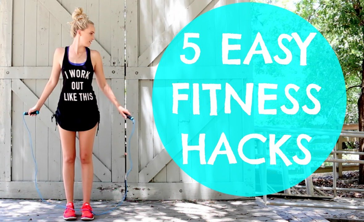 5 Free Fitness Hacks - Sign up for our mailing list and receive our five free fitness hacks to start engineering your body for life