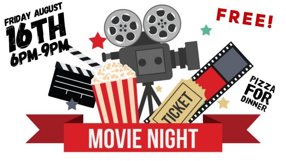 Movie Nights are always fun! -