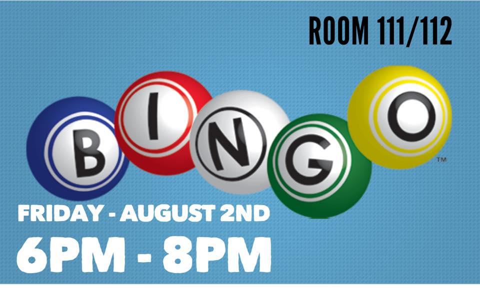 Bingo Night is always a necessity -