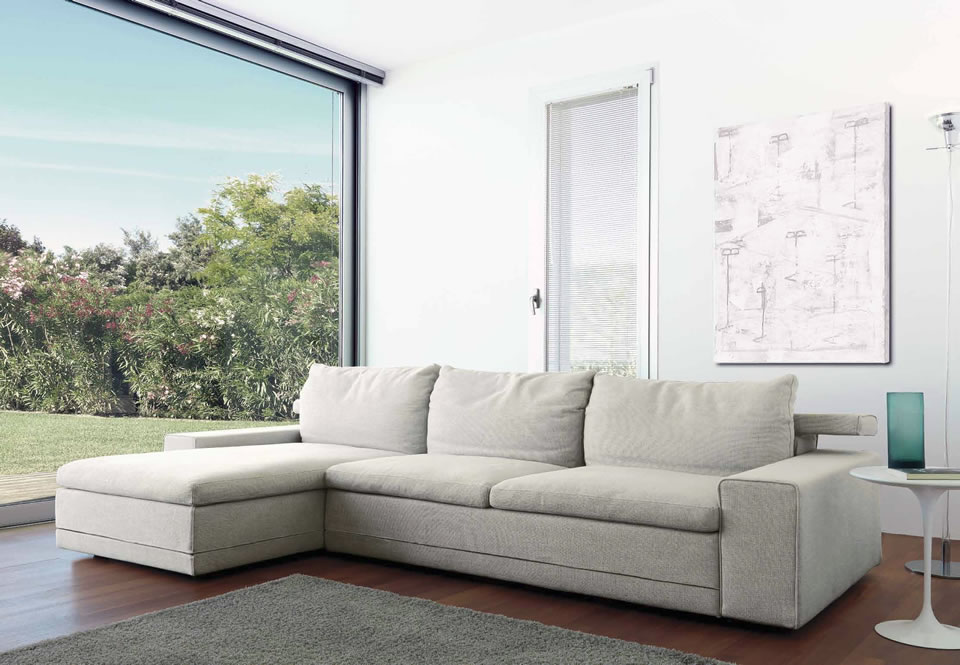 SCT 310 Italian Sectional Sofa Bed
