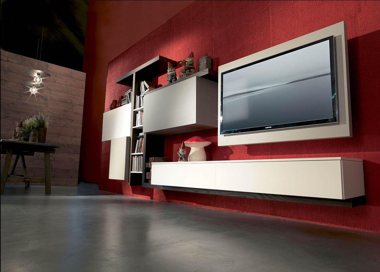 WU 124 Modern Wall Units