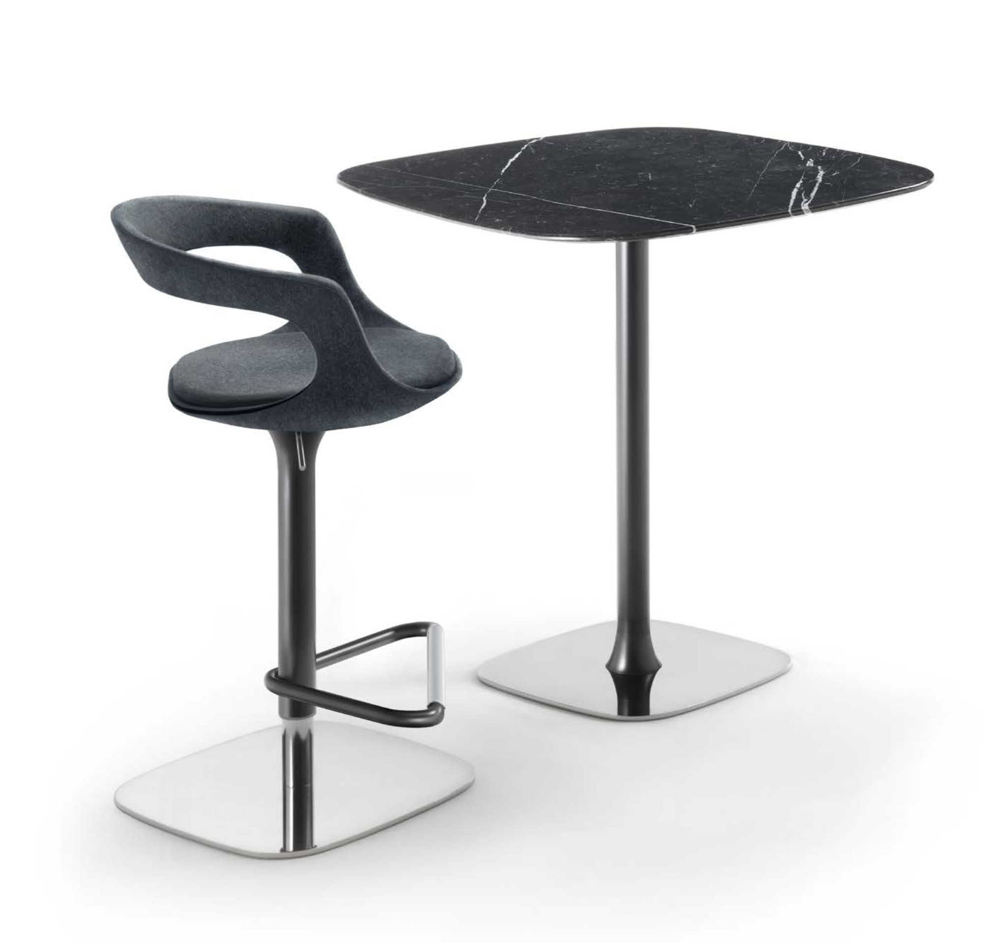 BAR 122 Modern Italian Bar Table