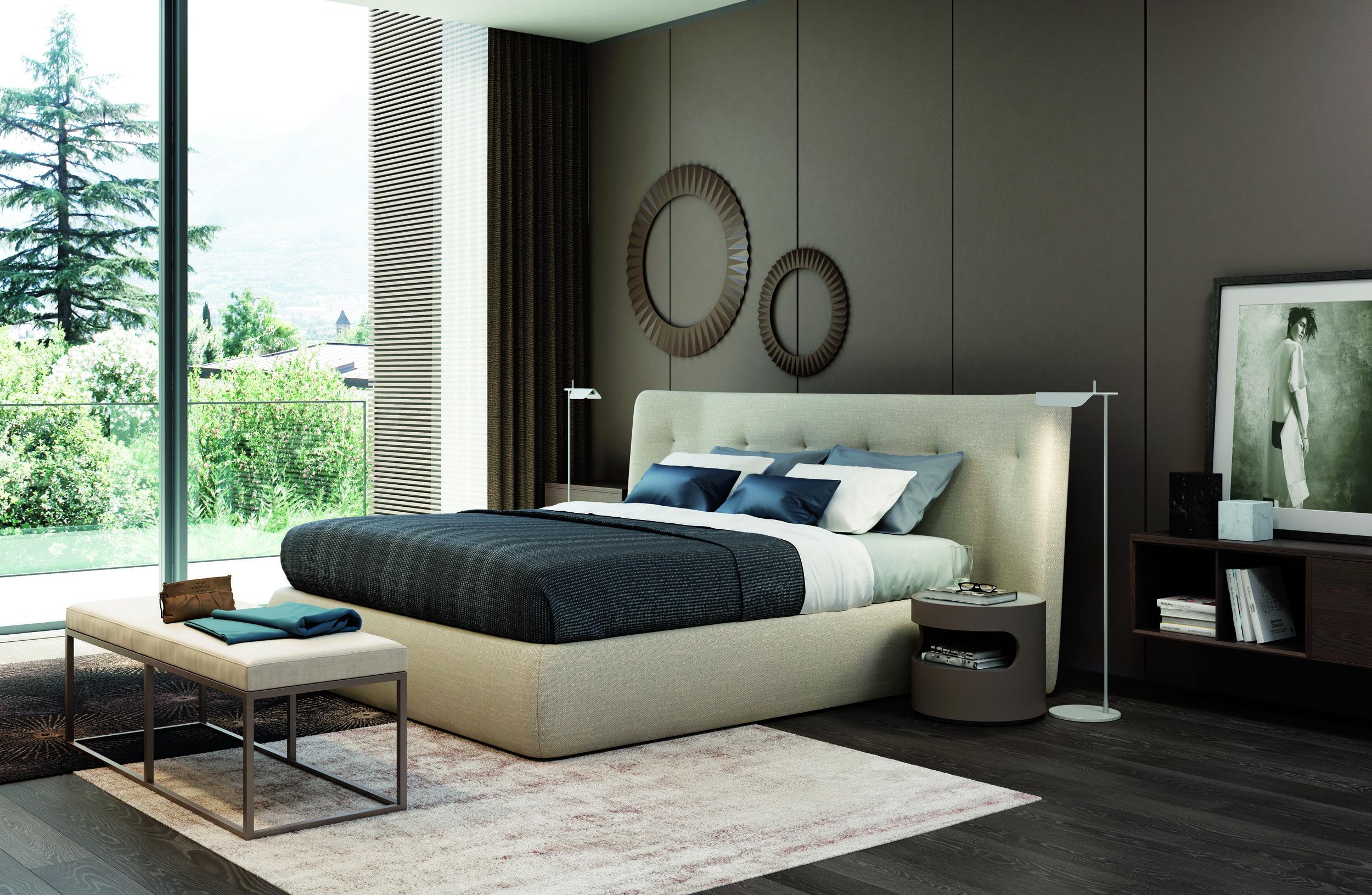 BDR 203 LH Modern Italian Beds