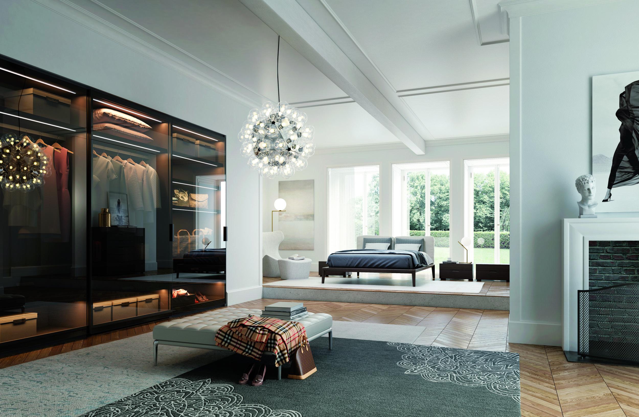 BDR 207 Modern Italian Beds