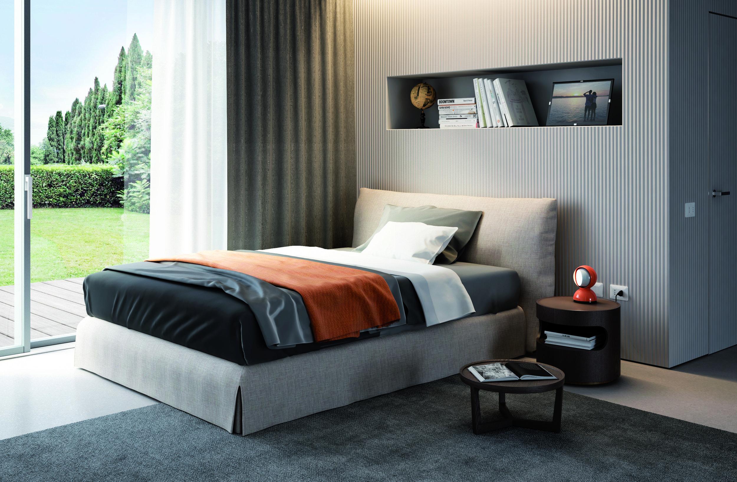 BDR 204 Modern Italian Beds