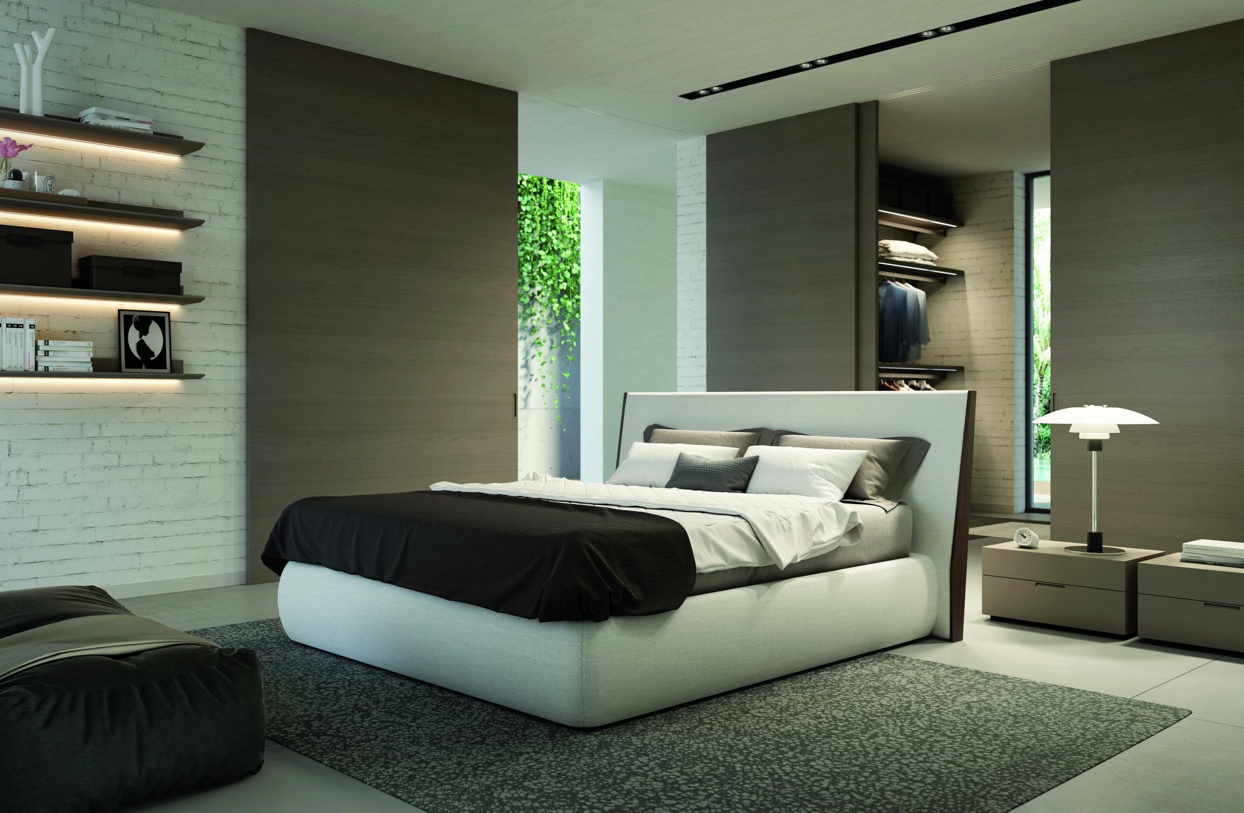 BDR 202 Modern Italian Beds
