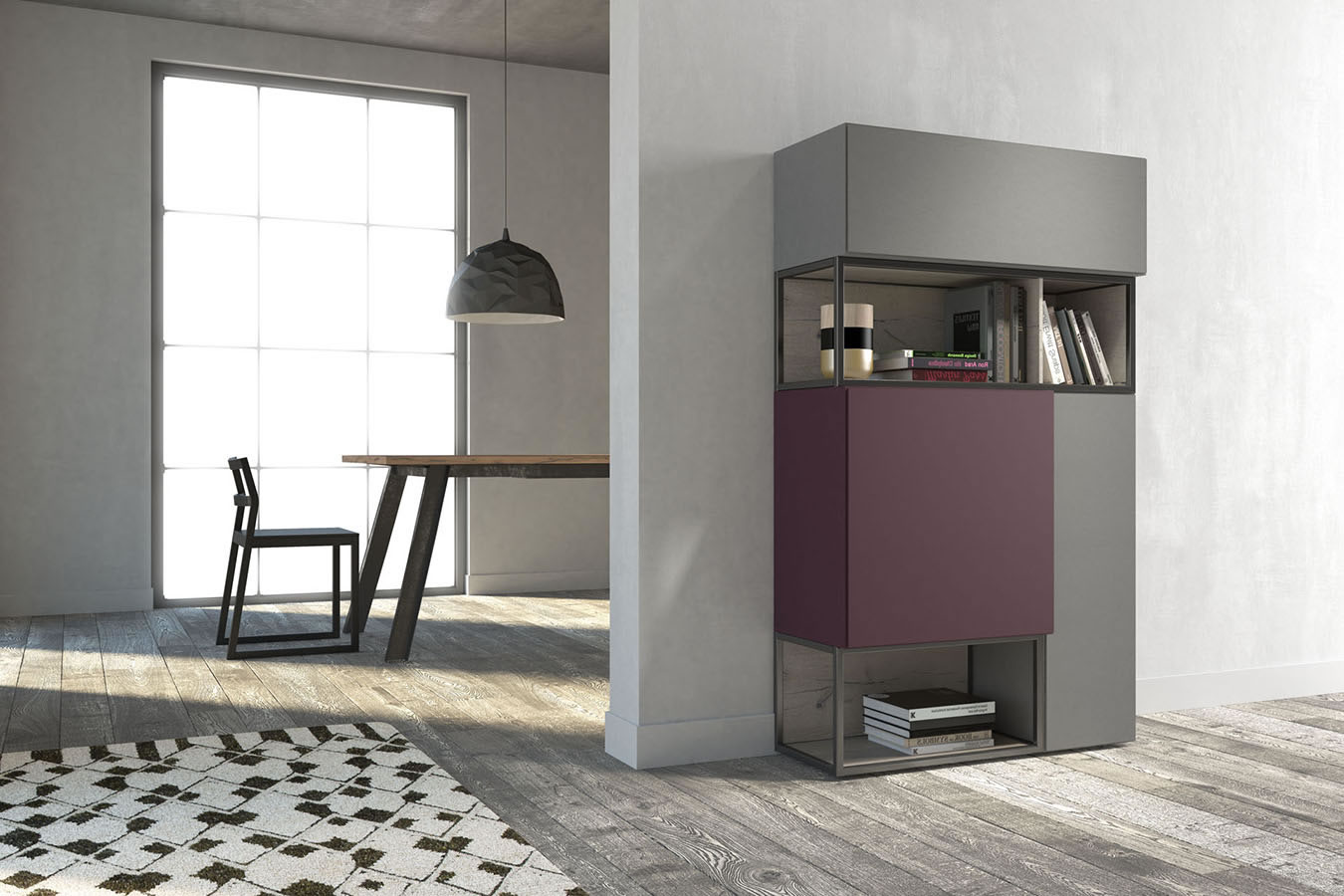 MR 01 Modern Italian Cupboards