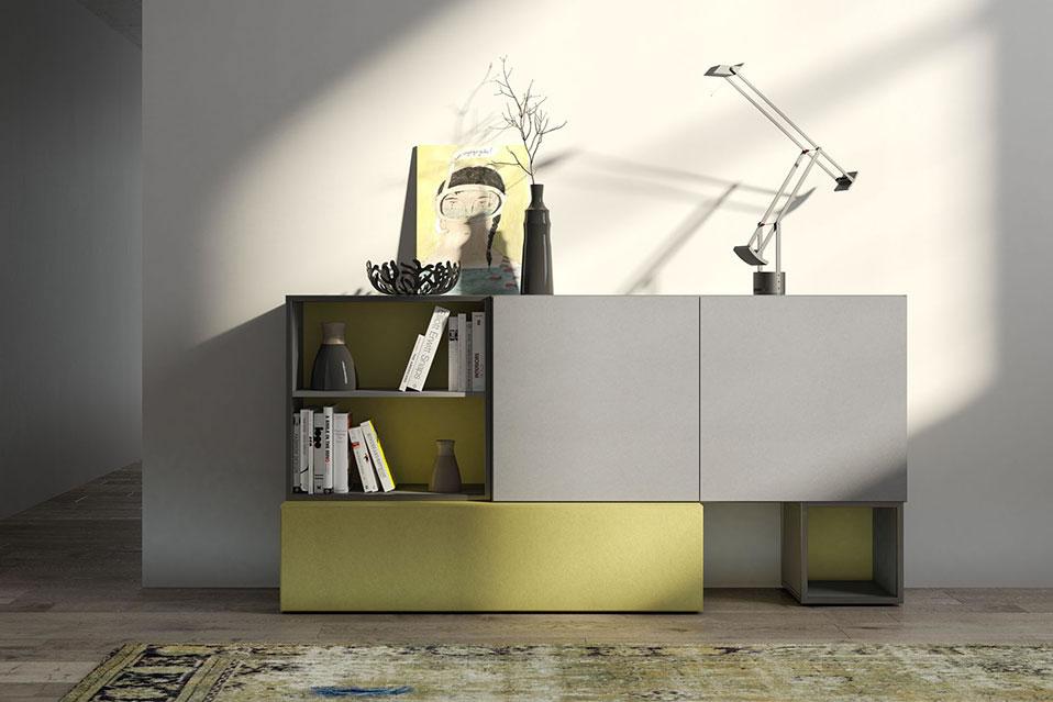 MR 04 Modern Italian Cupboards