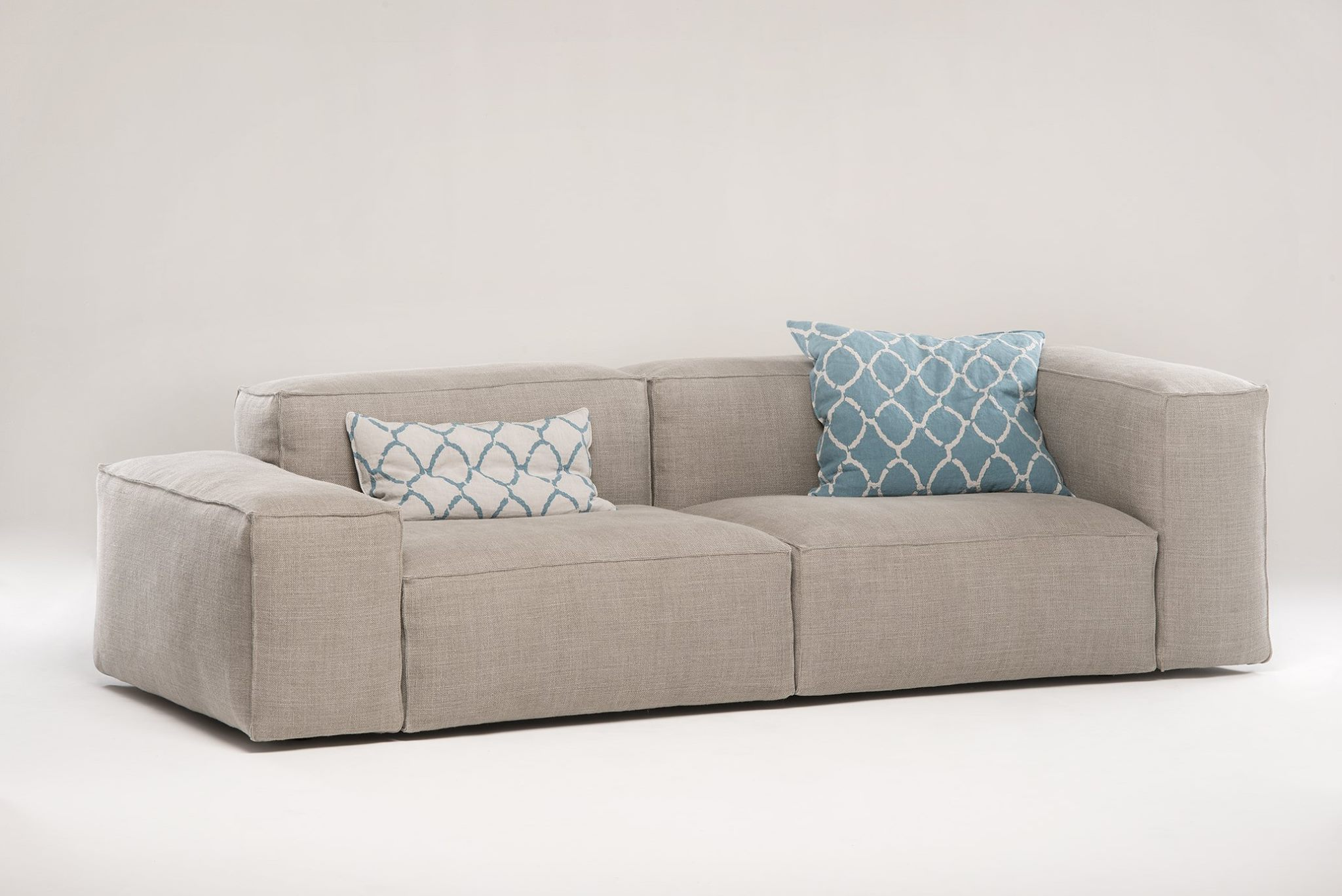 SOF 221 Modern Italian Sofa Tailor Made