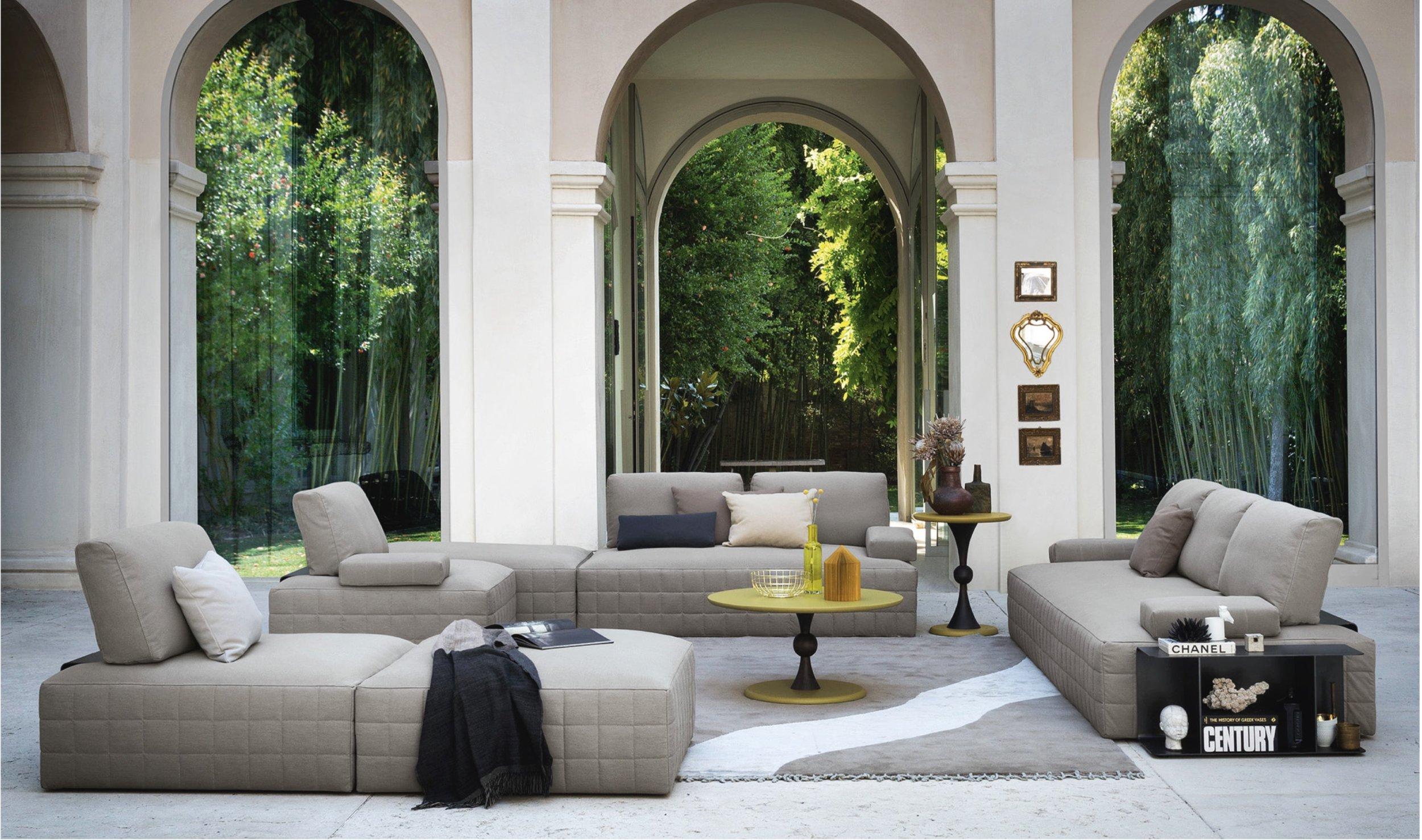 SOF 228 Italian Modern Sofa