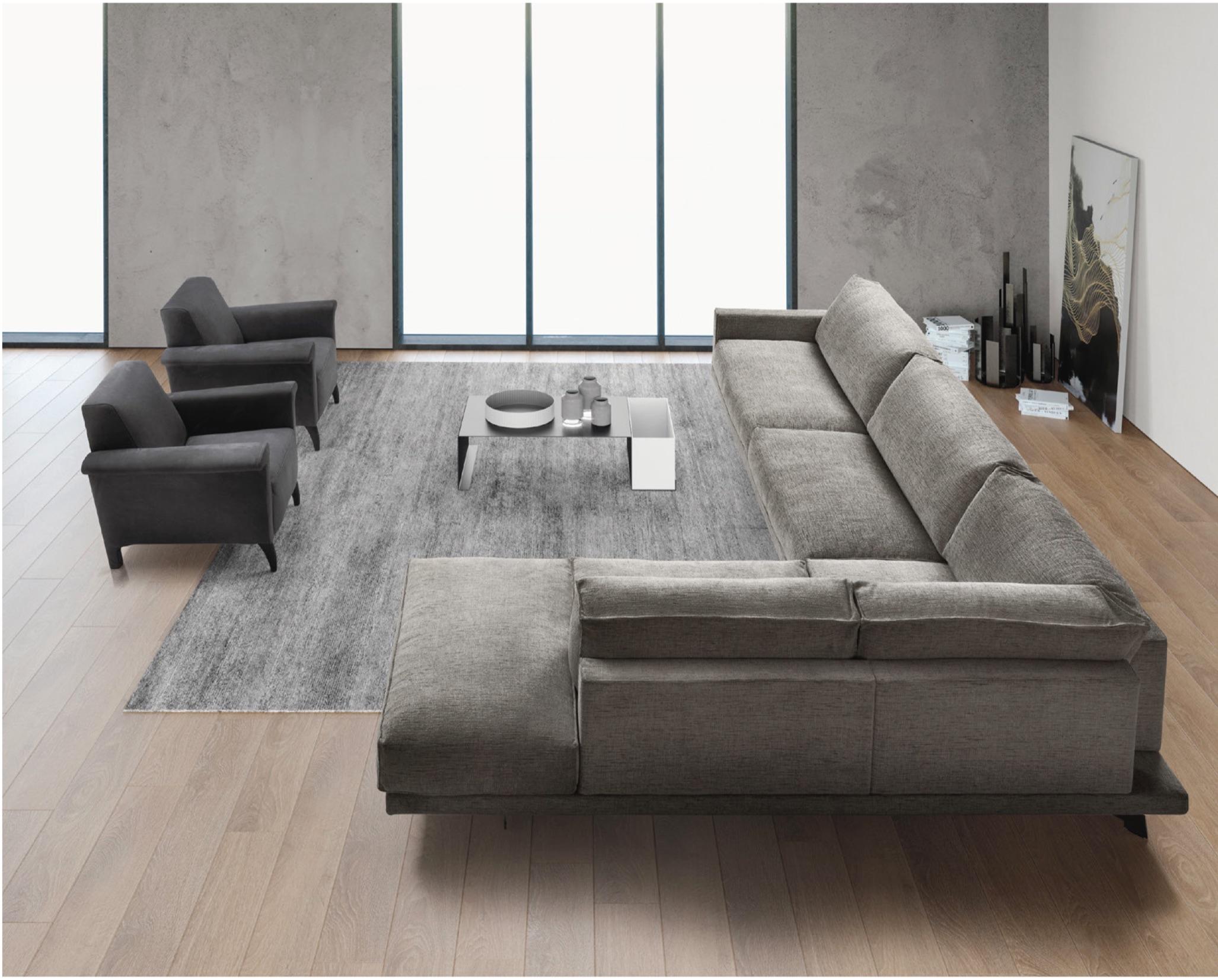 SCT 320 Italian Sectional Sofa