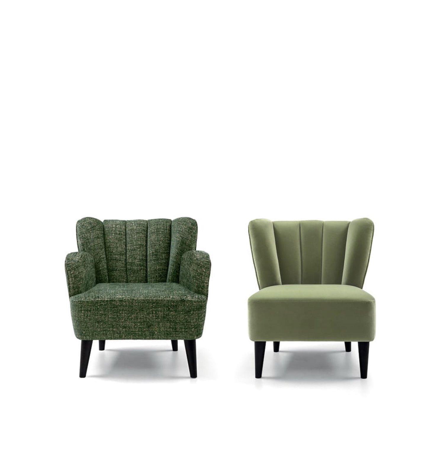AMC 116 Modern Lounge Chair