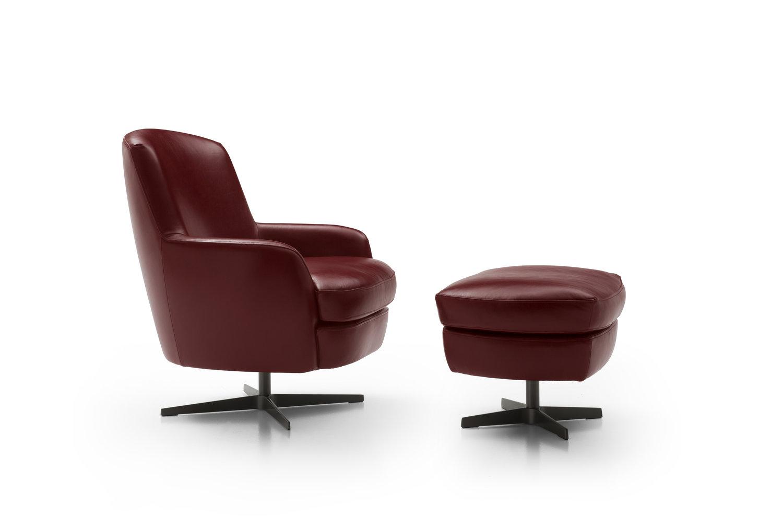 AMC 102 Italian Modern Lounge Chairs