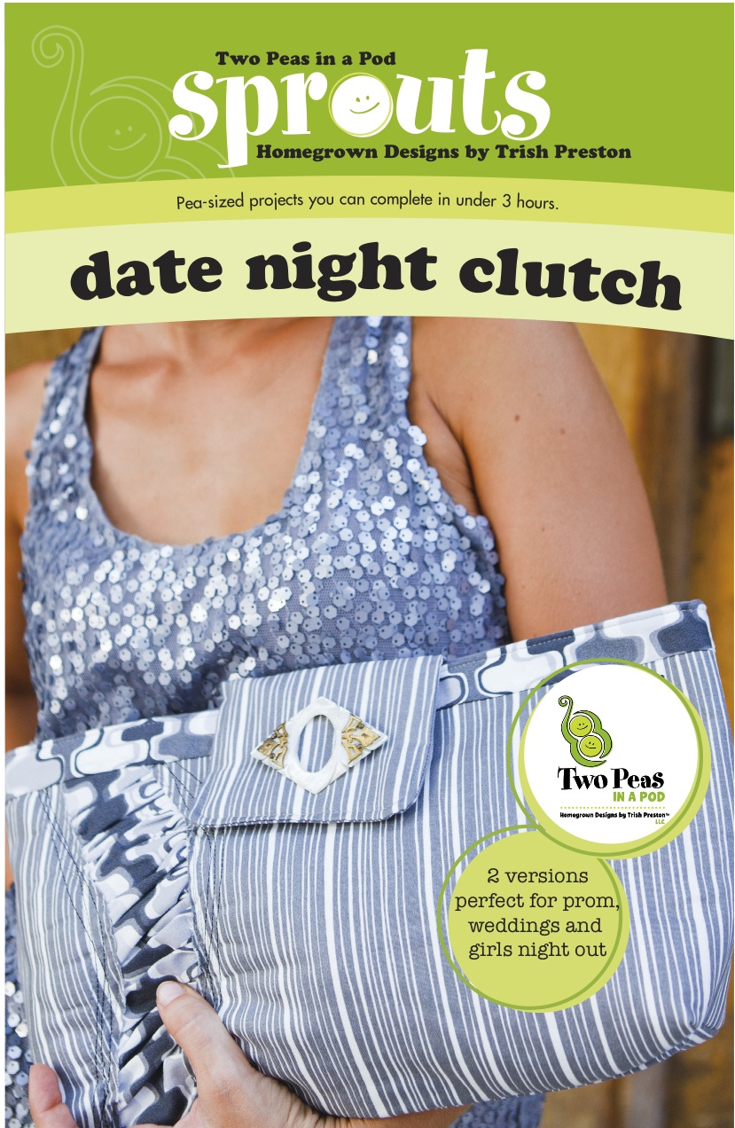 Date Night Clutch cover only