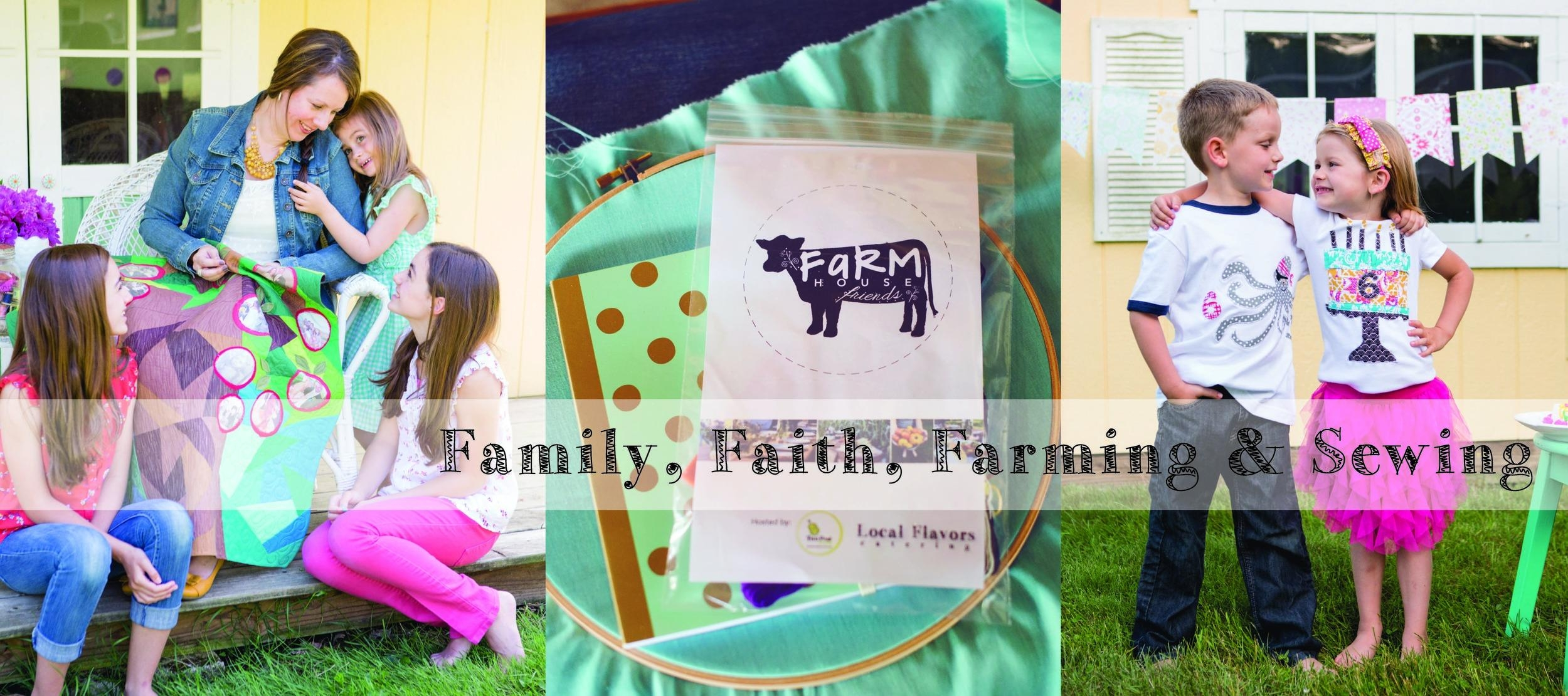 Trish Preston :: Sew . Farm. Family