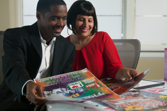 Glenn and Juanita Ellis  (photo originally from Rapid Growth Media)