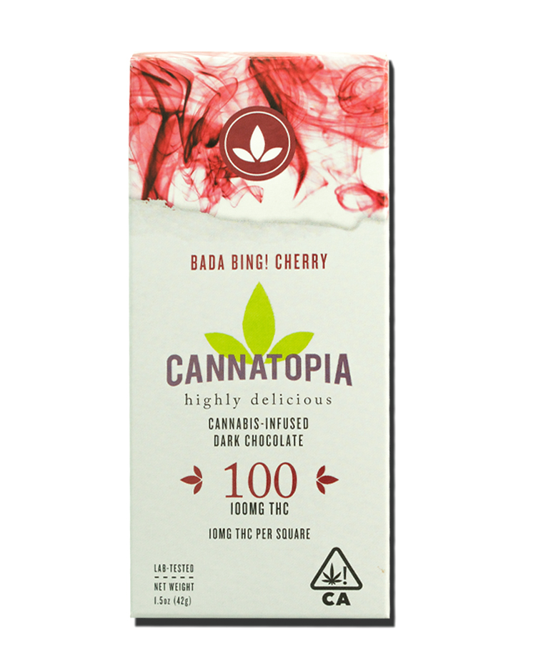 Nutritional Facts — Cannatopia Edibles