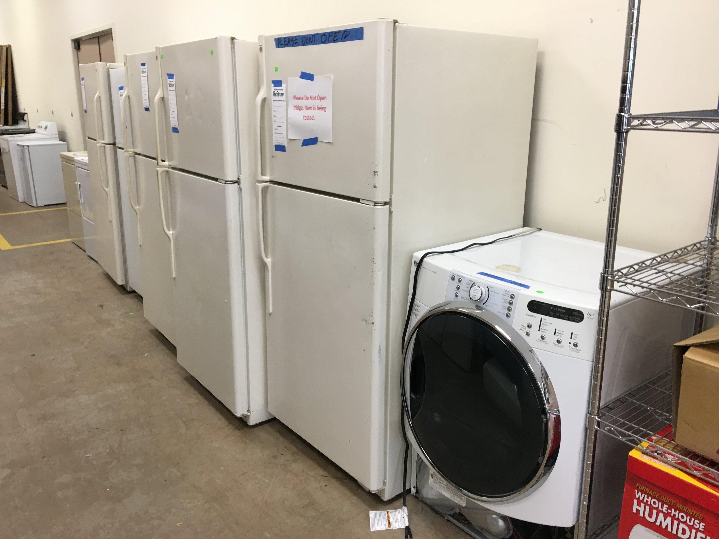 Loudoun ReStore Appliances