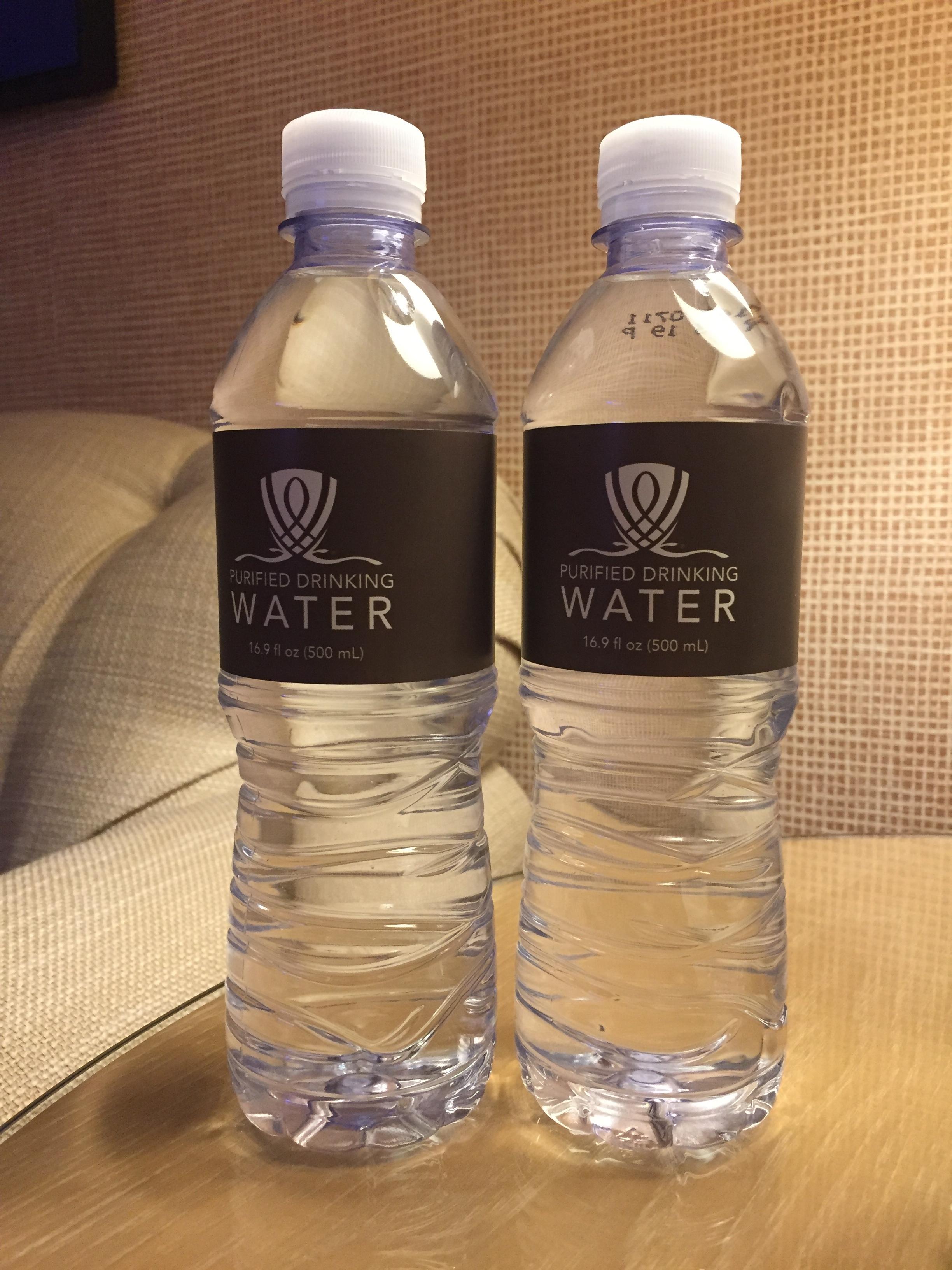 PRIVATE LABEL WATER -