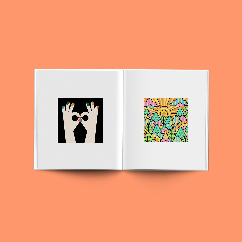 Emoji Book - Art Project