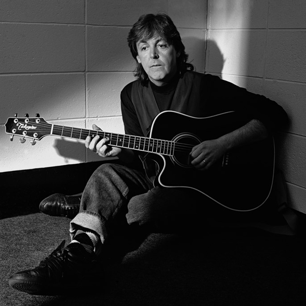 Paul McCartney by Bill Bernstein