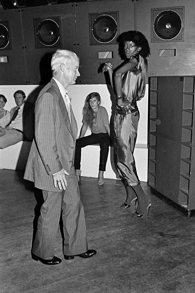 XENON DANCE FLOOR BY BILL BERNSTEIN