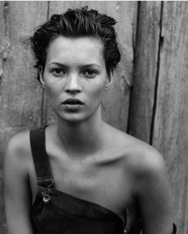 Icons only part 2. As I was coming of age in the 90s, @therealpeterlindbergh was an inspiration.