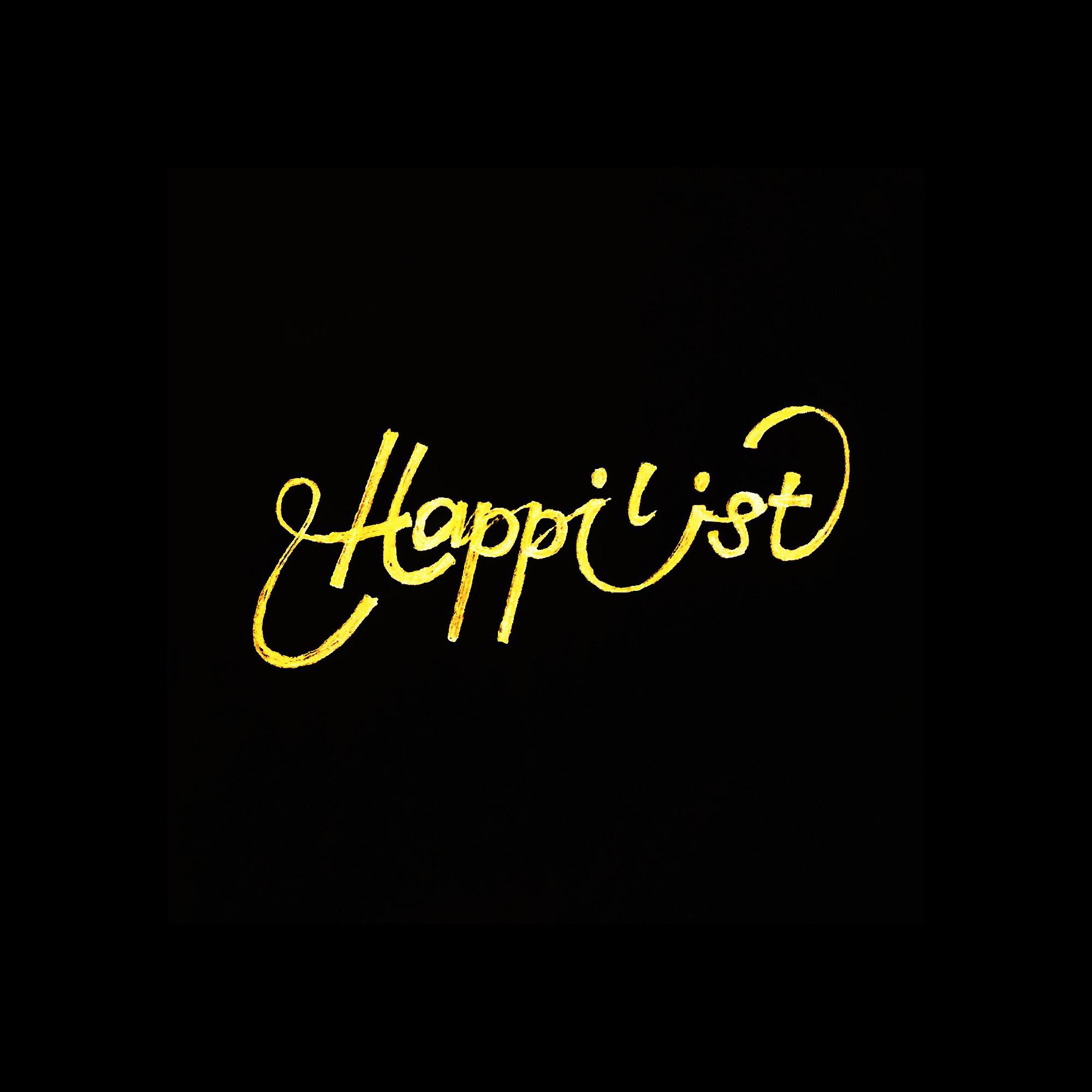 HappyList / App