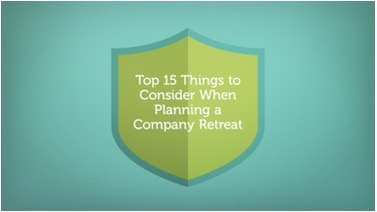 Company Retreat Planning Video Tutorial