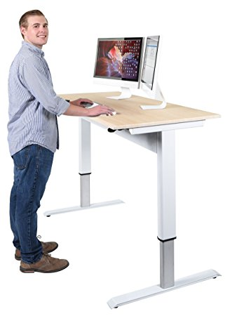 Standing Desk, Remote Work, Home Office