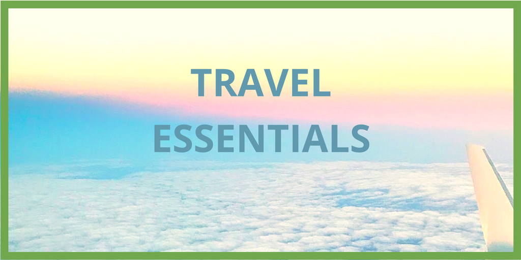 Travel Essentials to ensure success as a digital nomad.