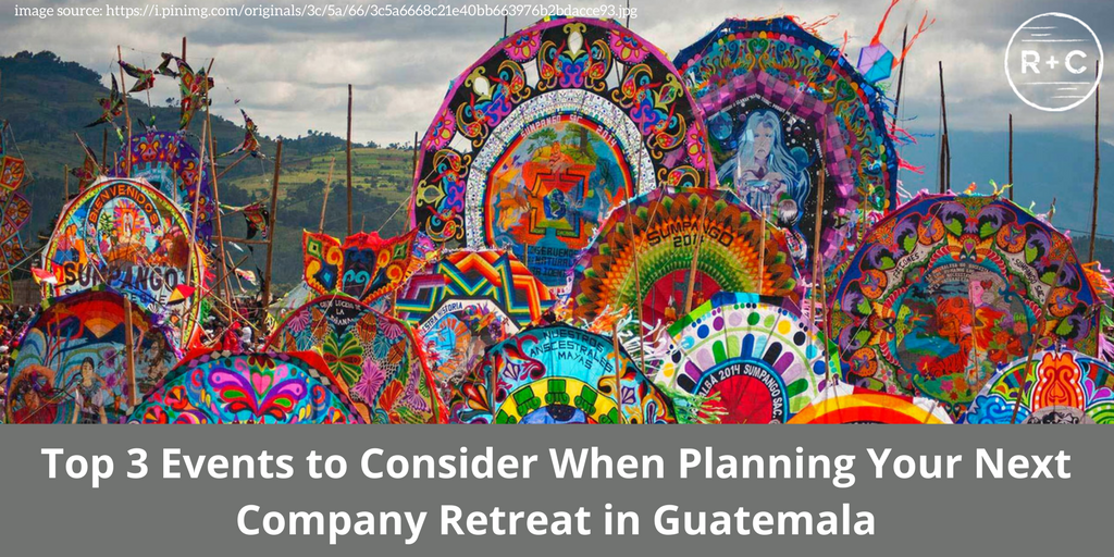 Events Guatemala Company Retreat Adventure