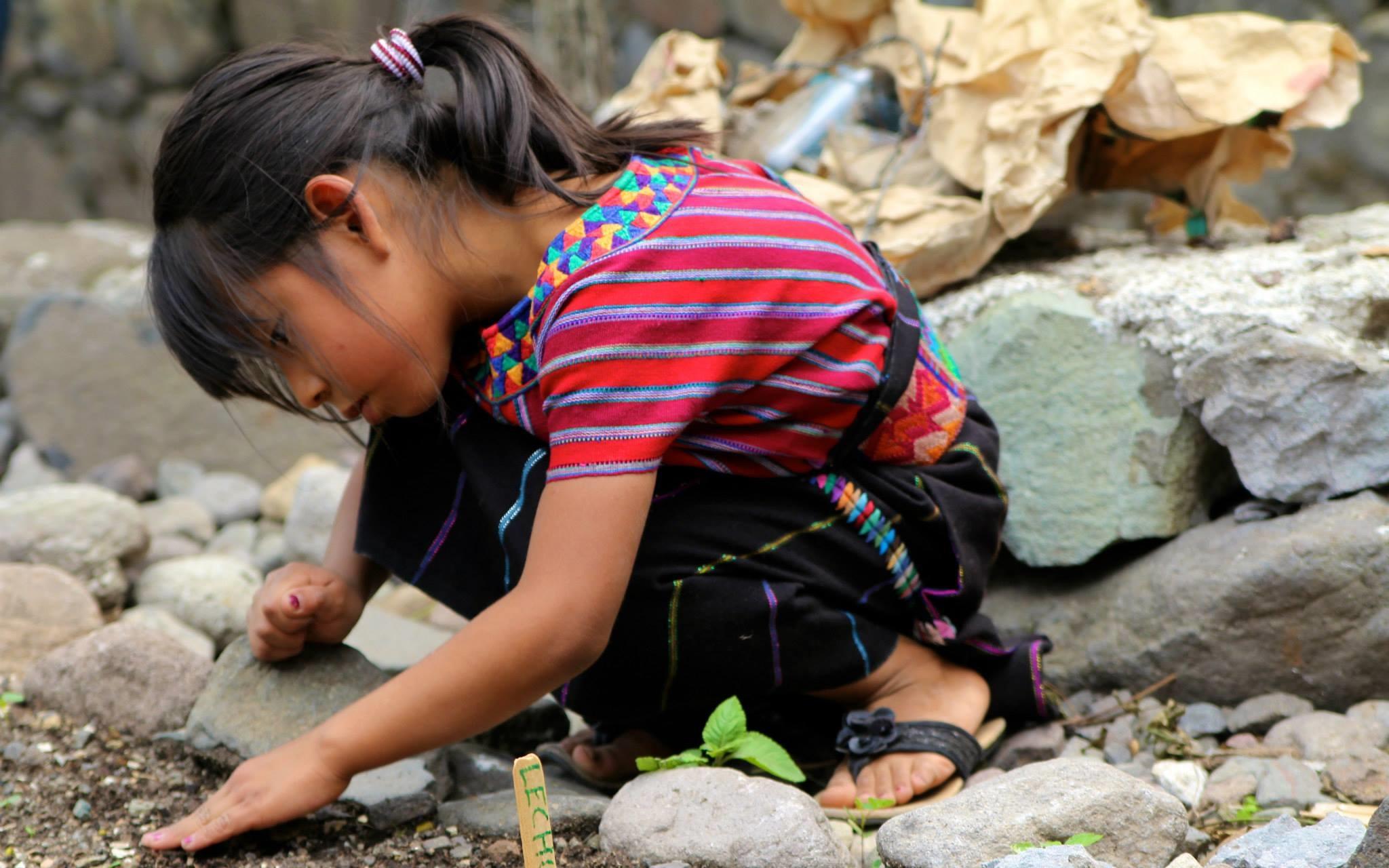 Konojel is a non-profit in San Marcos La Laguna Lake Atitlan Guatemala offering many opportunites to give back to the community.