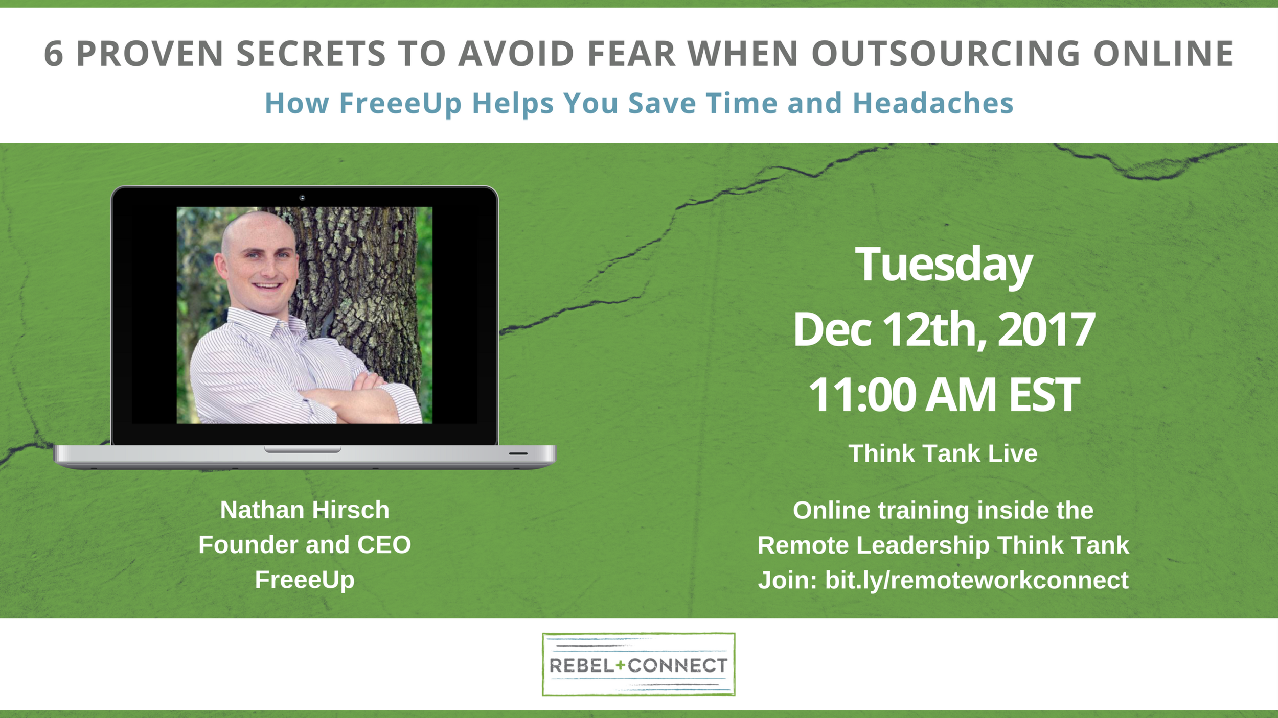 Remote work hiring best practices with Nathan Hirsch Freeup