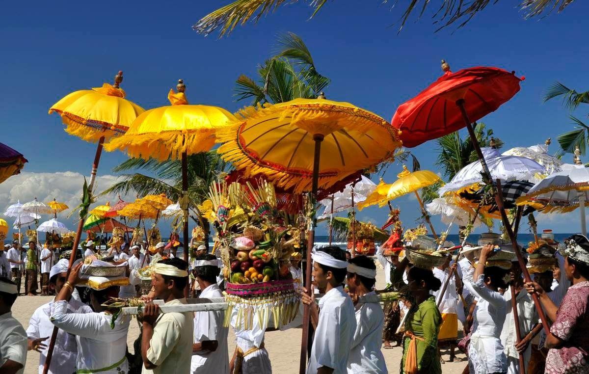 Melasti & Nyepi Bali New Year Company Retreat
