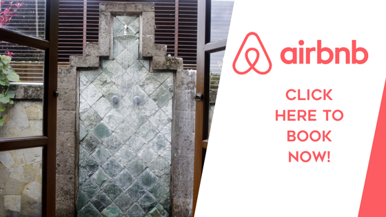 Bali airbnb book now