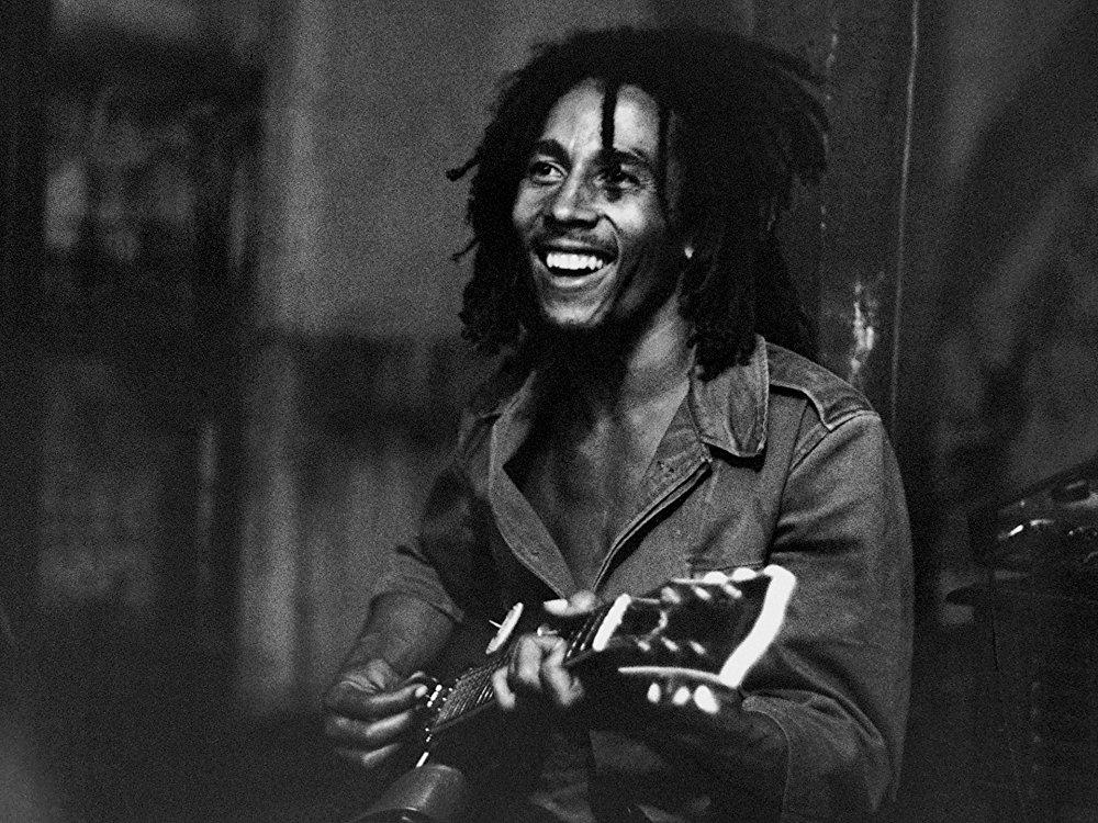 Bob Marley Jamaica's Reggae legend.