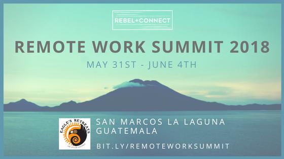 Remote Work Summit Leadership Team Building Company Culture Remote Teams Conference