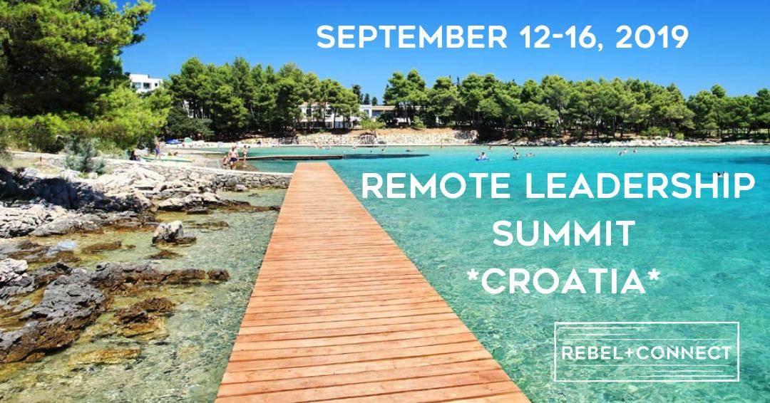 Remote Leadership Summit Conference Croatia Remote Teams Leadership HR