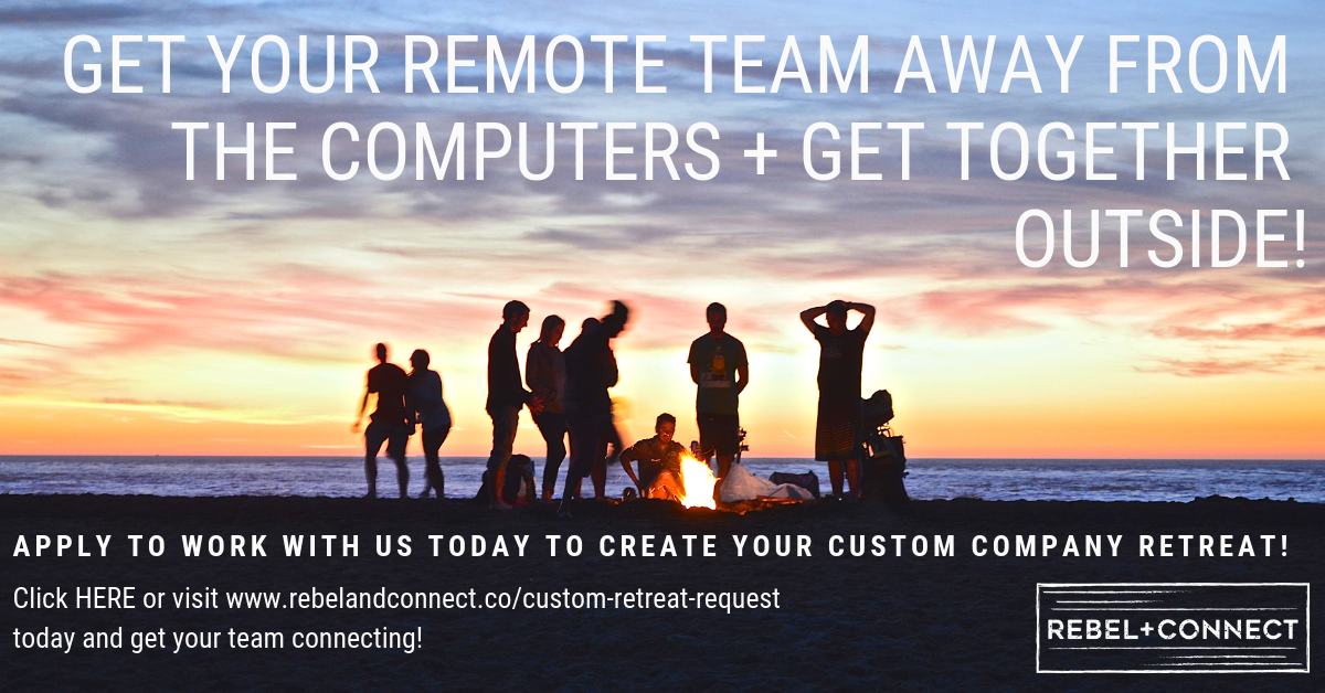 Custom Company Retreat Remote Teams Travel
