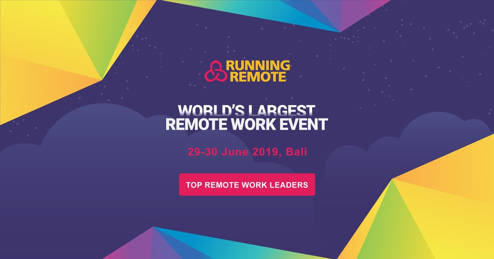 Running Remote Bali Remote Work Conference