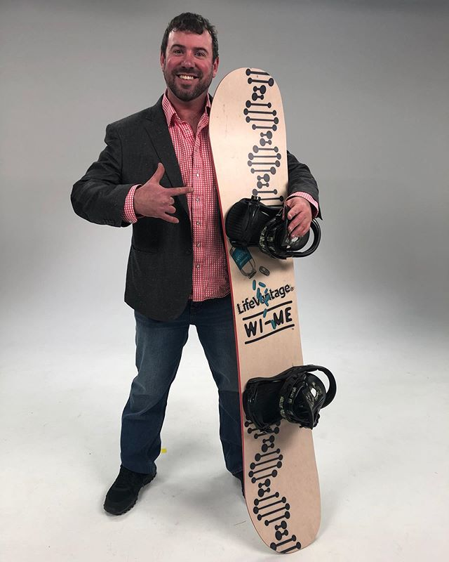 Our speaker @theshredneck is the CEO/Founder of @wi_mesnowboards and he will be sharing his expertise on culture + business development. Jeff is an expert networker, a master marketer, is stunning at sales, and you won't want to miss his session at Remote Leadership Summit 2019!