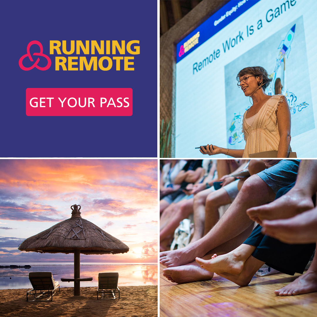 Attend  Running Remote  and receive a discount on your Remote Leadership Summit ticket! Discount available exclusively to  Running Remote  attendees.
