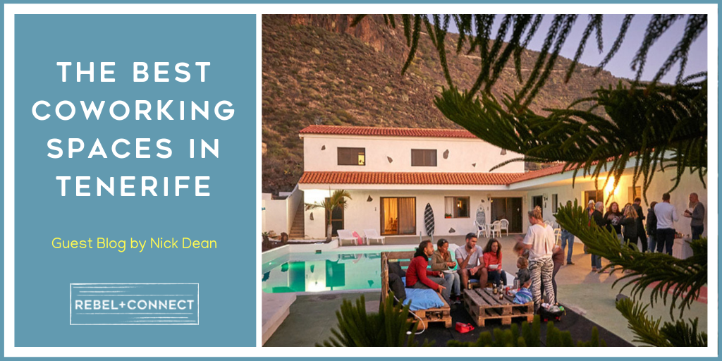 The Best Coworking Spaces in Tenerife