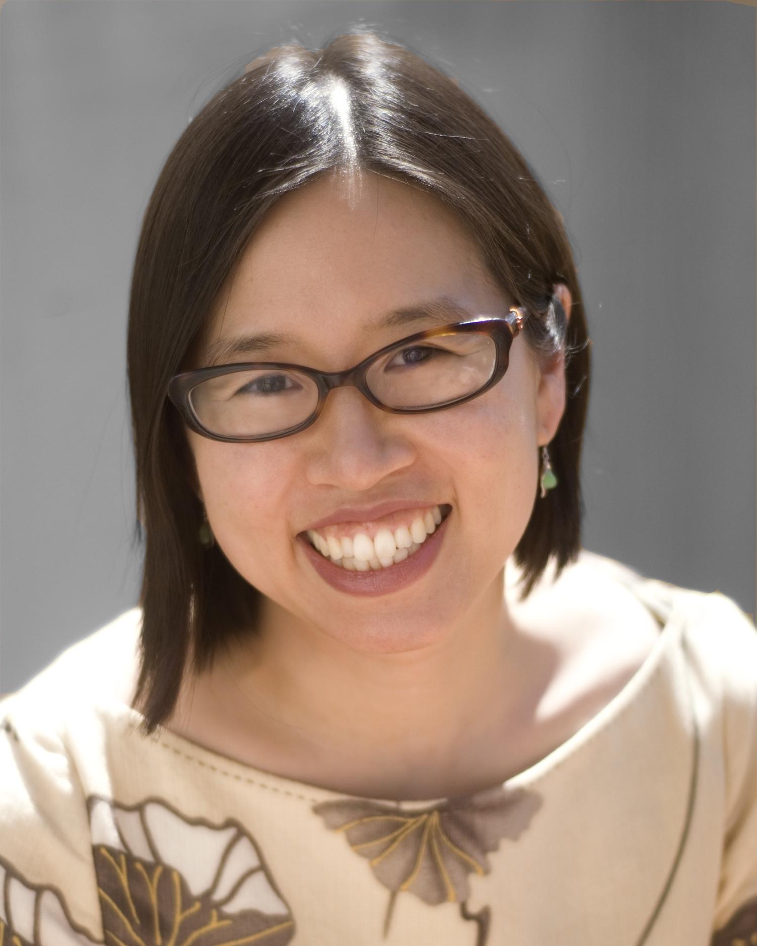 Author Grace Lin