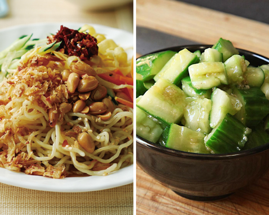 2018.07.07 In the Kitchen_ Cold Noodles and Cucumber & Garlic Salad.jpg