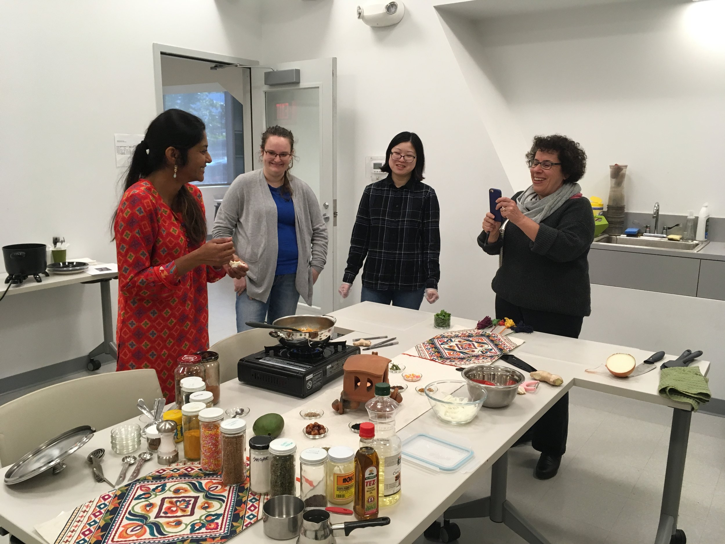 In the Kitchen: The Art of Spices Class