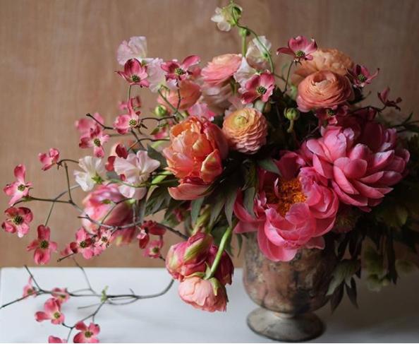 Flowers by Teresa Fung