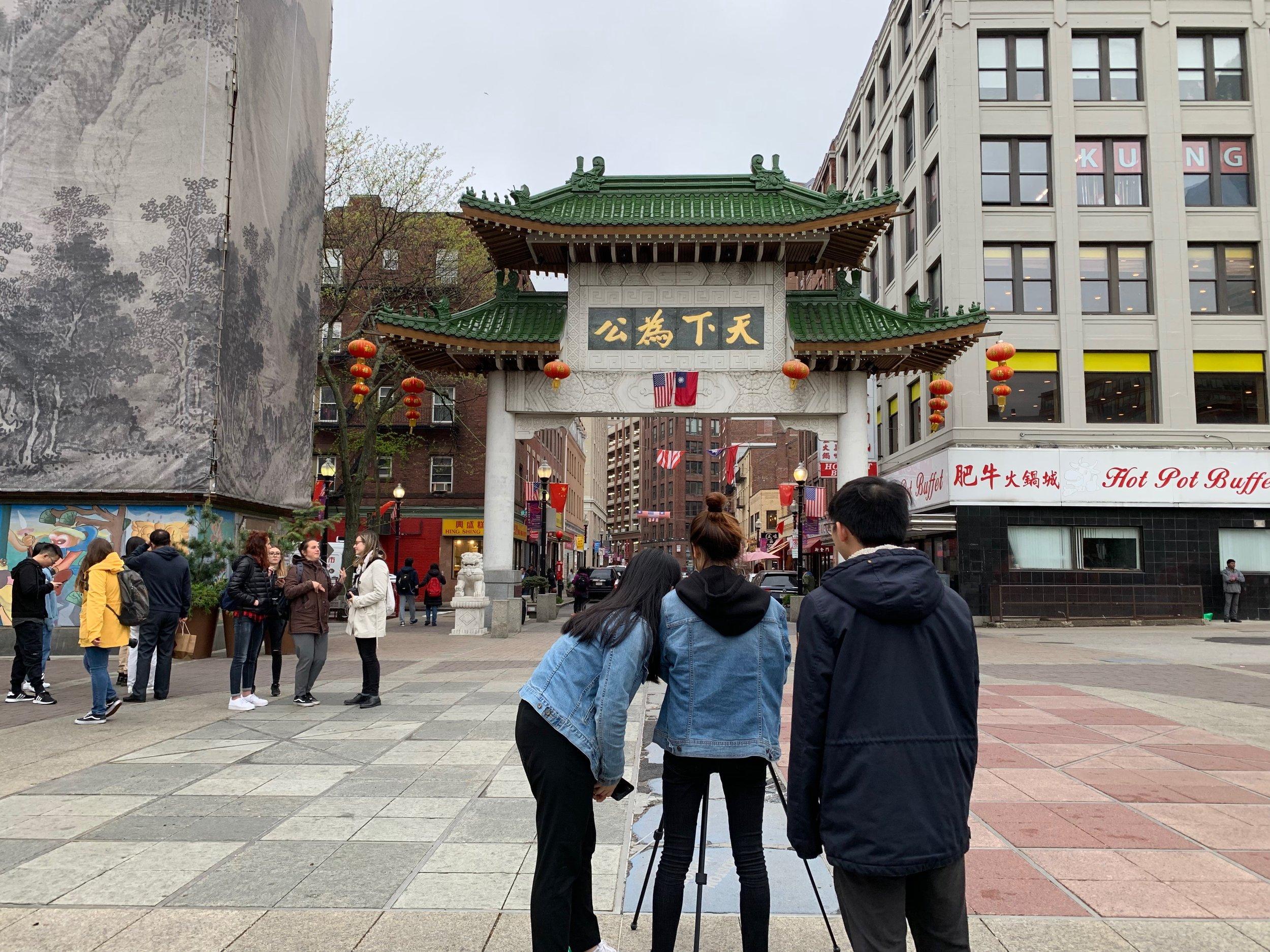 Popular Gate,  Jiayi Chen, 2019