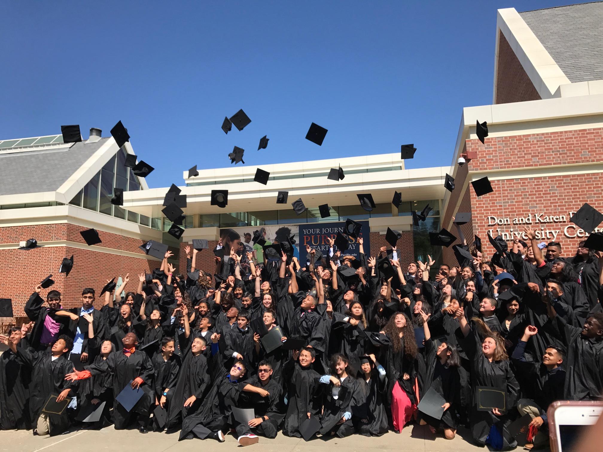 Summer Academy Graduation 2018